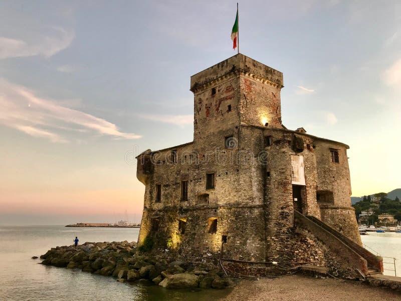 Le Castel photo stock