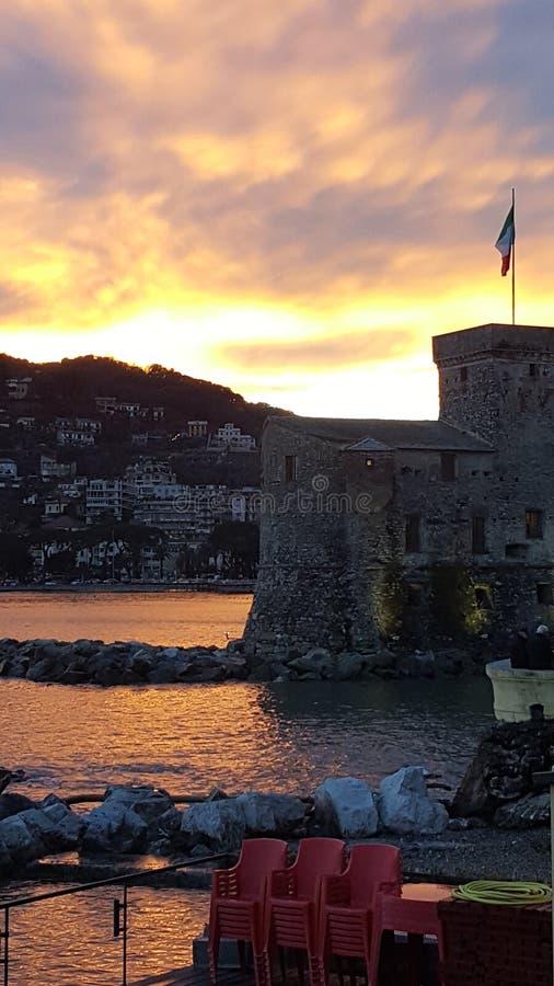 Le Castel antique photos stock