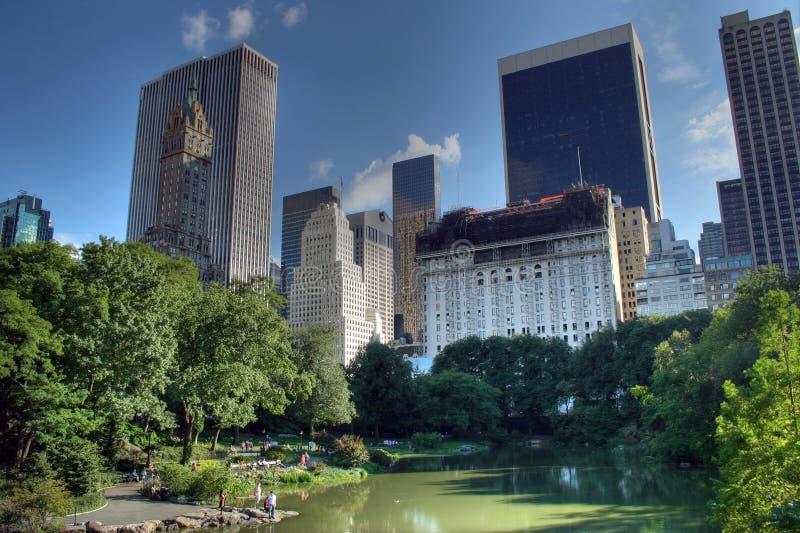 Le Central Park dans NYC. photographie stock libre de droits