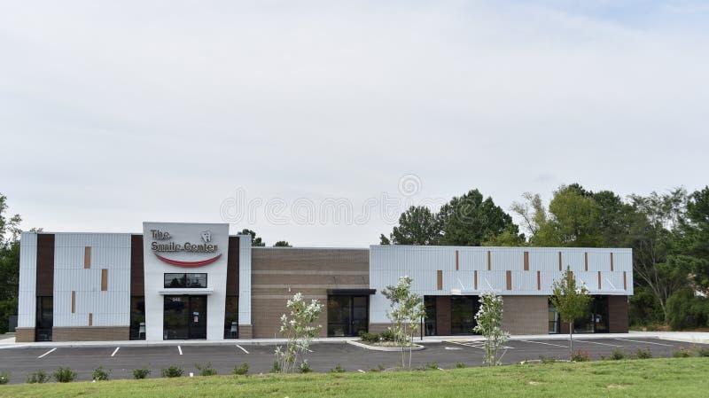 Le centre de sourire, Southaven, Mississippi photos stock