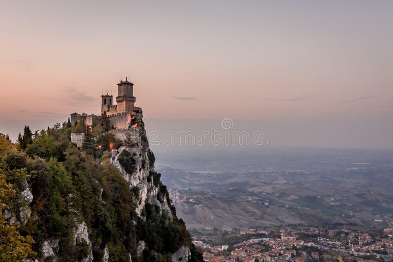 Le château photo stock