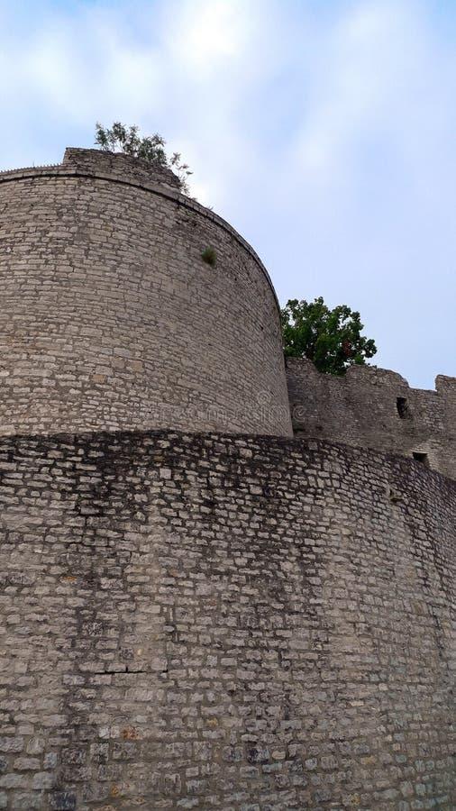 le château hohen neuffen photographie stock