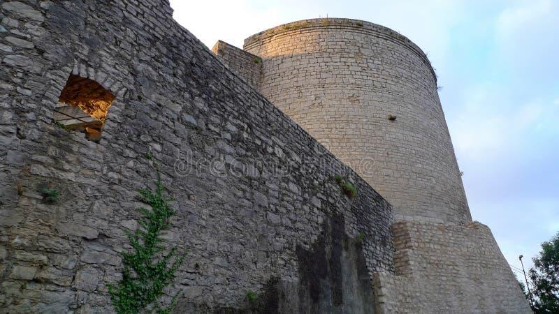 le château hohen neuffen photo libre de droits