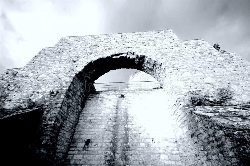 le château hohen neuffen images stock