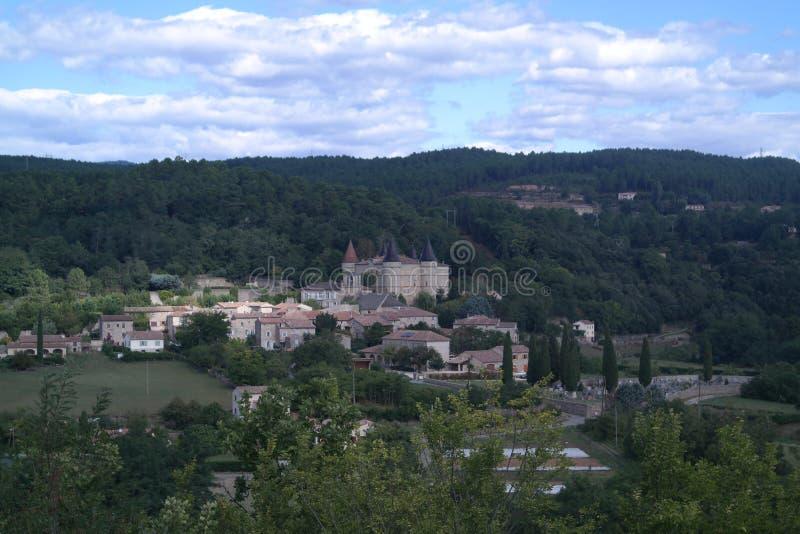Le Château lizenzfreie stockbilder