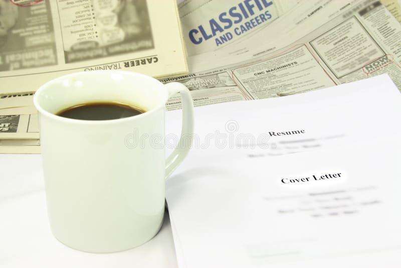 Le chômage. photos libres de droits