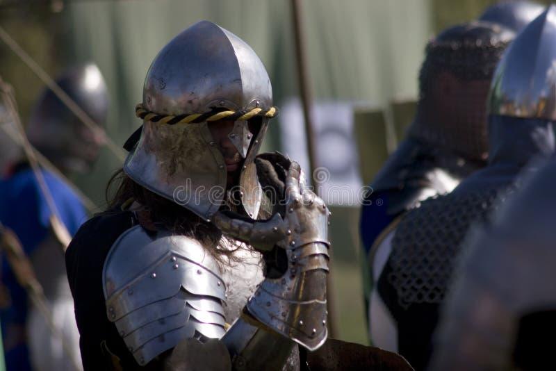 Le chevalier photos libres de droits