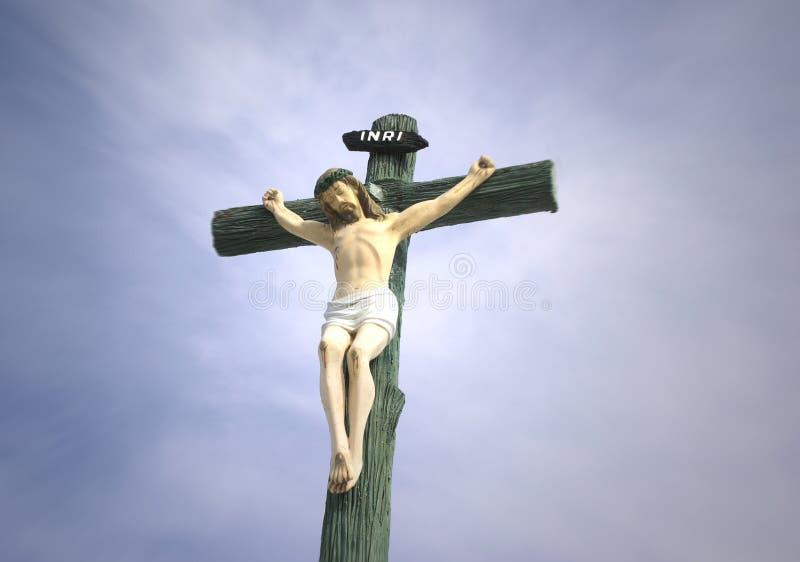 Le Christ photographie stock libre de droits