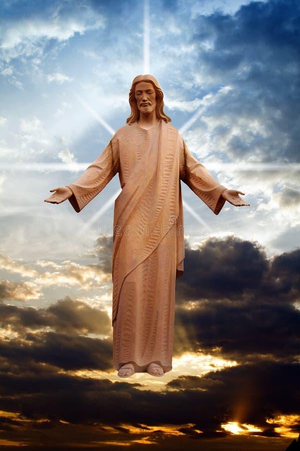 Le Christ Photo libre de droits