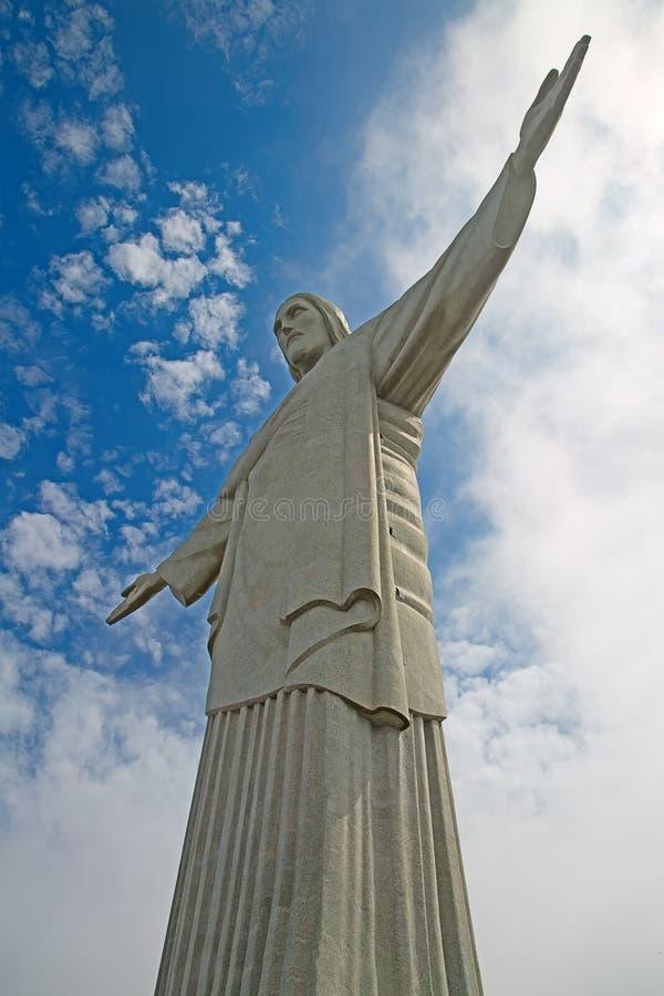 Le Christ le rédempteur photos stock