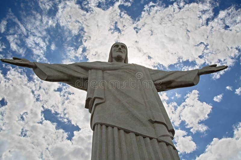 Le Christ le rédempteur images stock