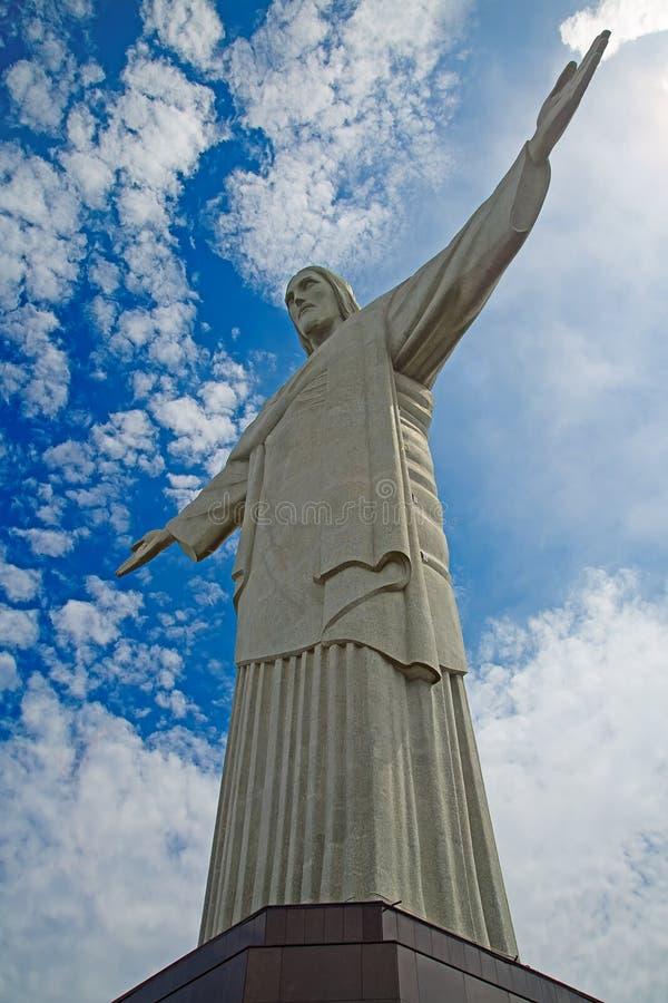 Le Christ le rédempteur photo stock