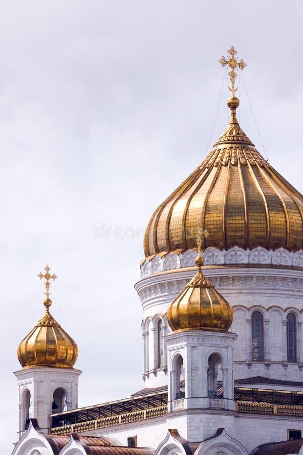Le Christ le sauveur à Moscou photographie stock