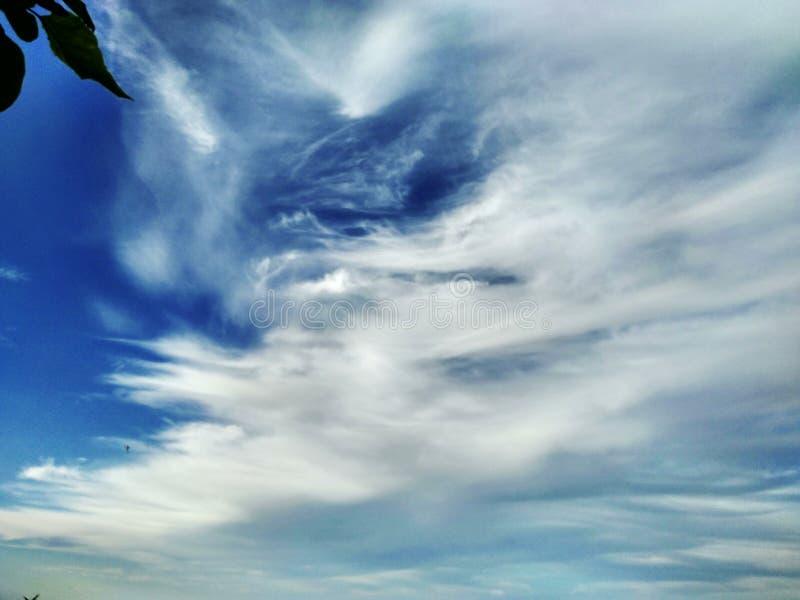 Le ciel photo libre de droits