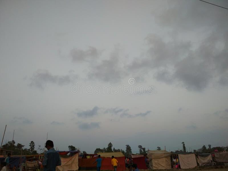 Le ciel semble impressionnant photos stock