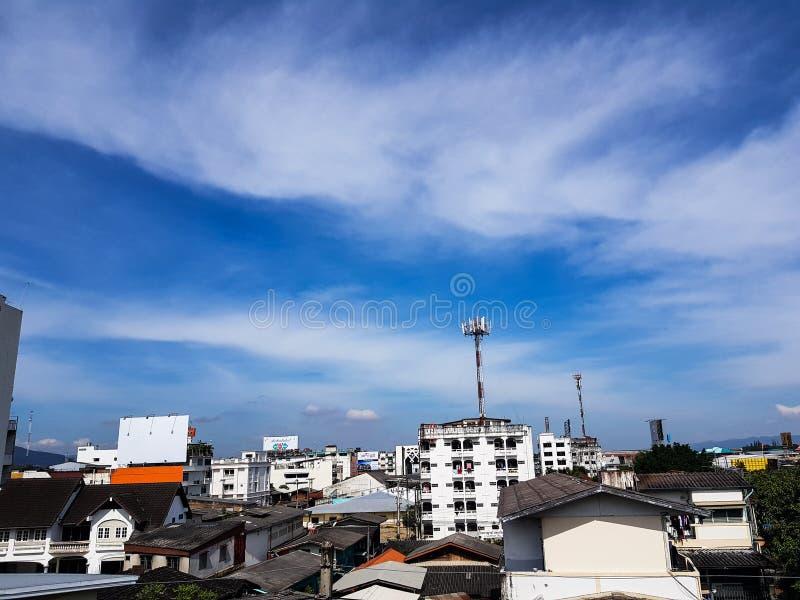 Le ciel smailing à moi photos libres de droits