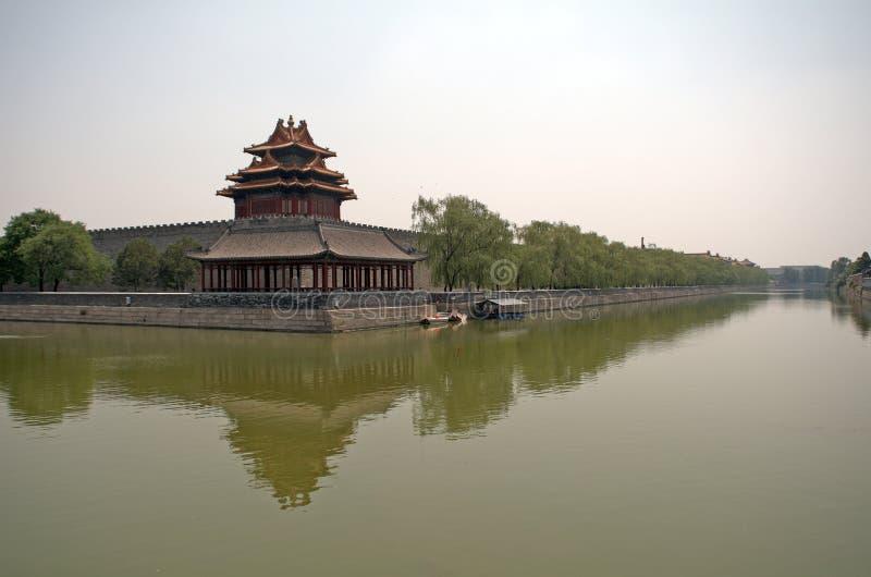 Le Cité interdite, Pékin, Chine image libre de droits