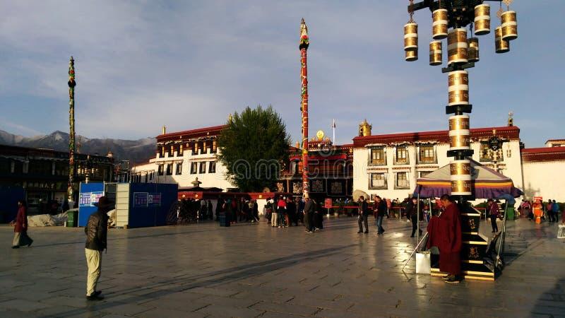 Le coeur de Lhasa image stock