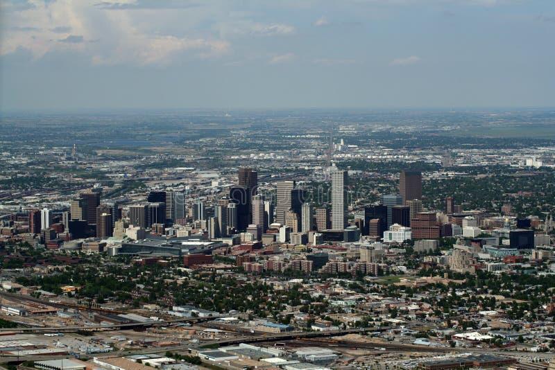 le Colorado Denver images libres de droits