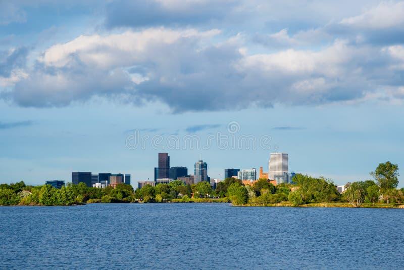 le Colorado Denver photos libres de droits
