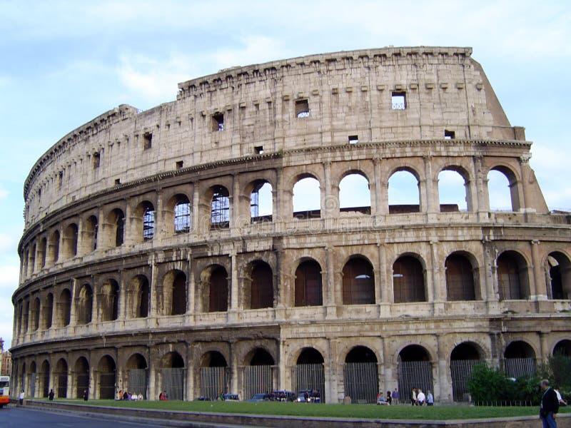 Le Colosseum - Rome image stock