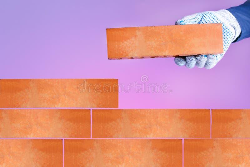 le concept à la maison de construction ou heureux rêveur de la vie pour la propriété, l'hypothèque et les immobiliers investissen photos stock