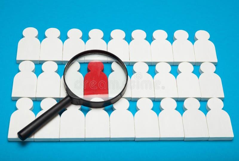 Le concept d'offre d'emploi, appliquent l'entrevue Recrutement d'étudiant images stock