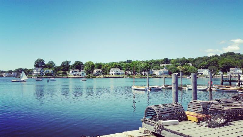 Le Connecticut mystique images libres de droits