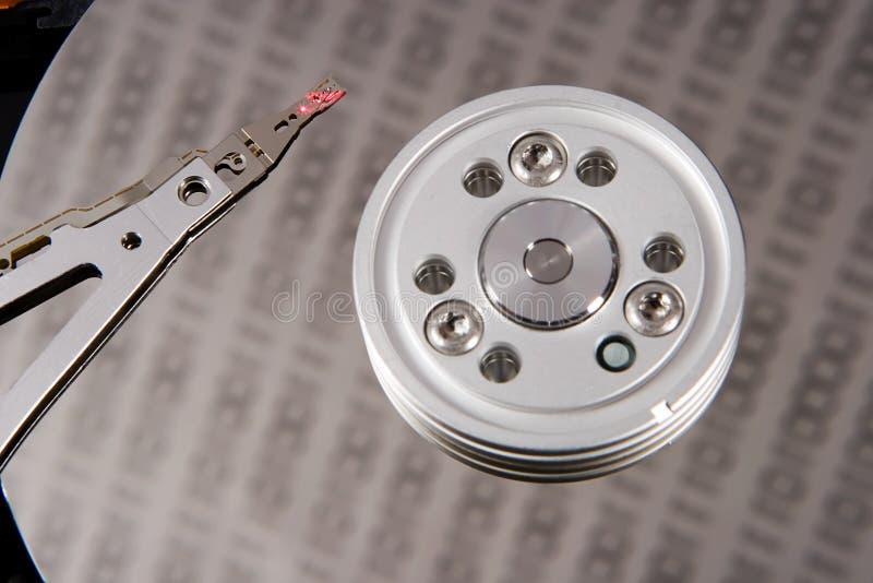 Le contrôleur de disques photo stock