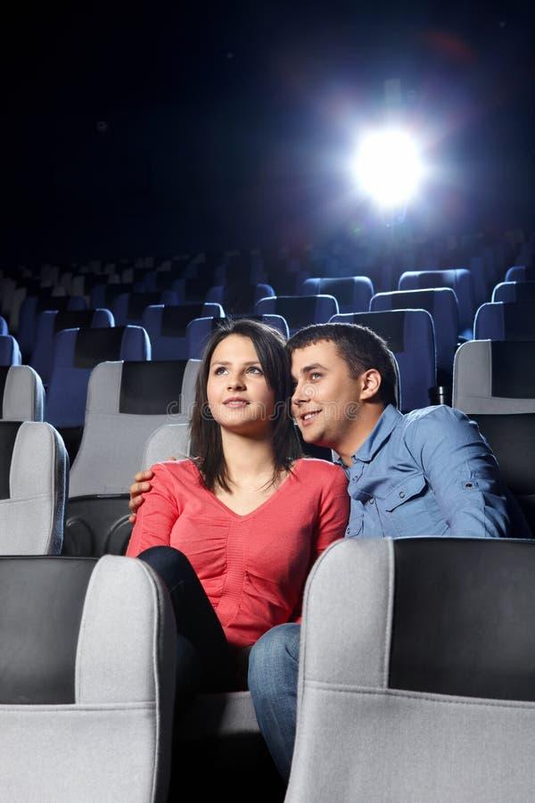 Le coppie enamoured fotografie stock libere da diritti