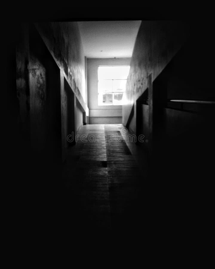Le couloir images stock