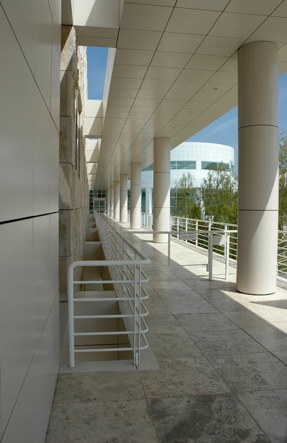 Download Le couloir photo stock. Image du couloir, promenade, bureaux - 87280