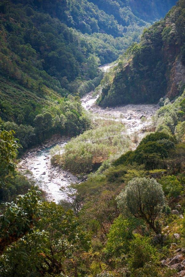 Download Le Cours D'eau De La Rivière De La Montagne Photo stock - Image du clear, voie: 87703614