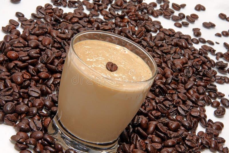 Le crème du café photo libre de droits