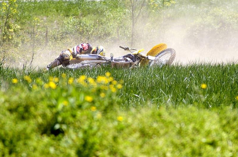 Le crash photo libre de droits