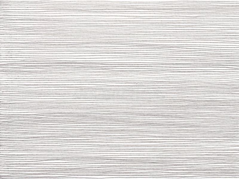 Le crayon horizontal barre la texture tirée par la main de fond photos stock