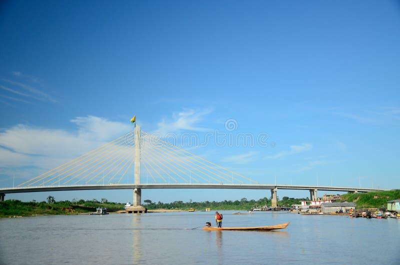 Le Cruzeiro font le pont de Sul photos libres de droits