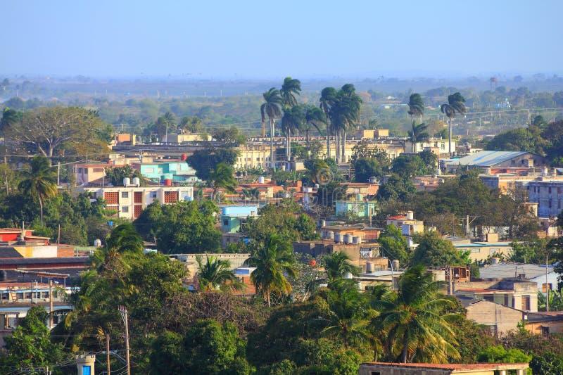 Le Cuba - Camagsuey photo libre de droits