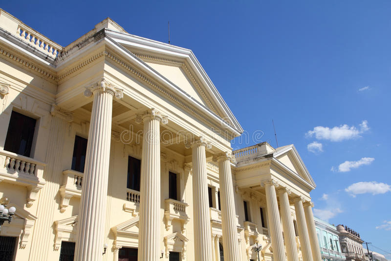 Le Cuba - le Santa Clara photos libres de droits