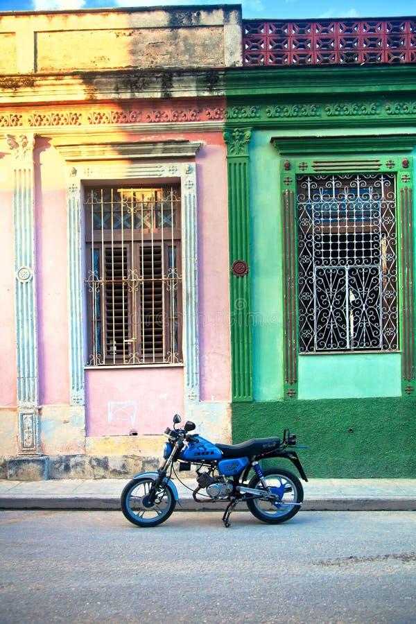 Le Cuba, ville de Matanzas photo stock
