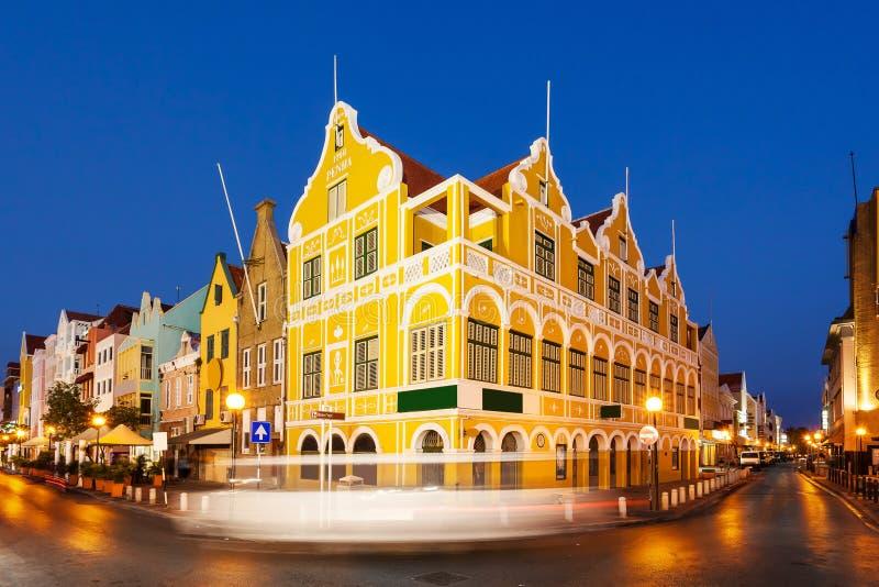 Le Curaçao, Antilles néerlandaises photo libre de droits