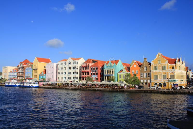 Le Curaçao Willemstad photographie stock