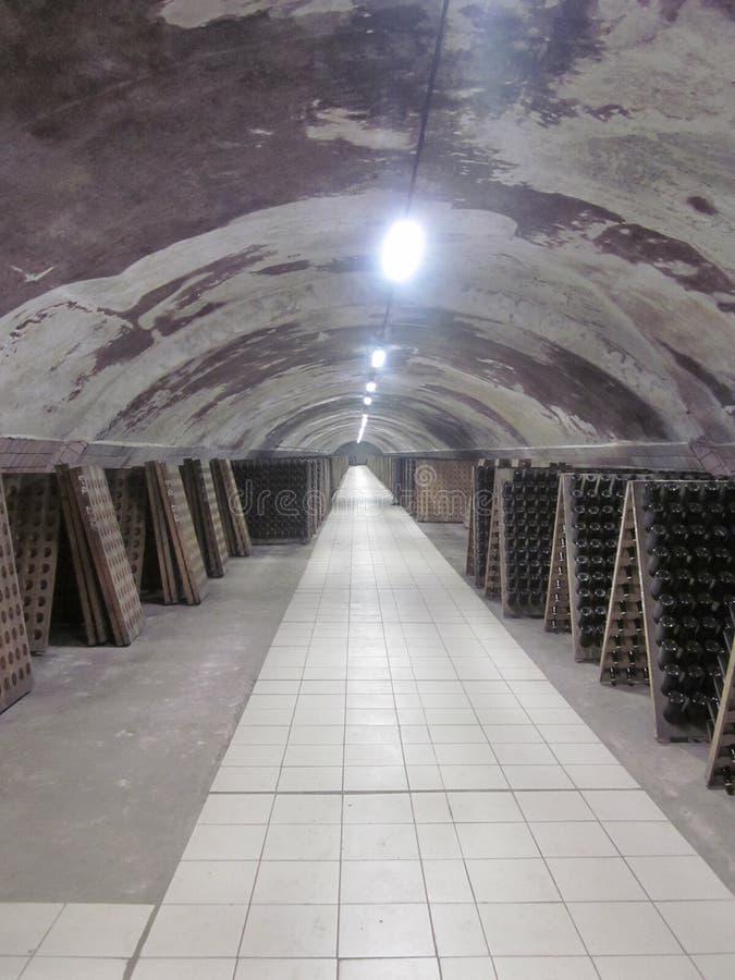 Le défaut du vin stocké par société photo libre de droits