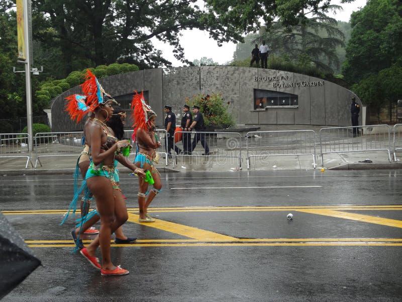 Le défilé 2013 indien occidental (de Fête du travail) 1 images stock