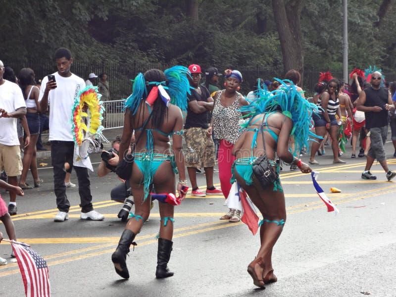 Le défilé 2013 indien occidental (de Fête du travail) 12 image stock
