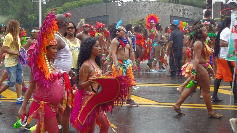 Le défilé 2013 indien occidental (de Fête du travail) 37 image stock