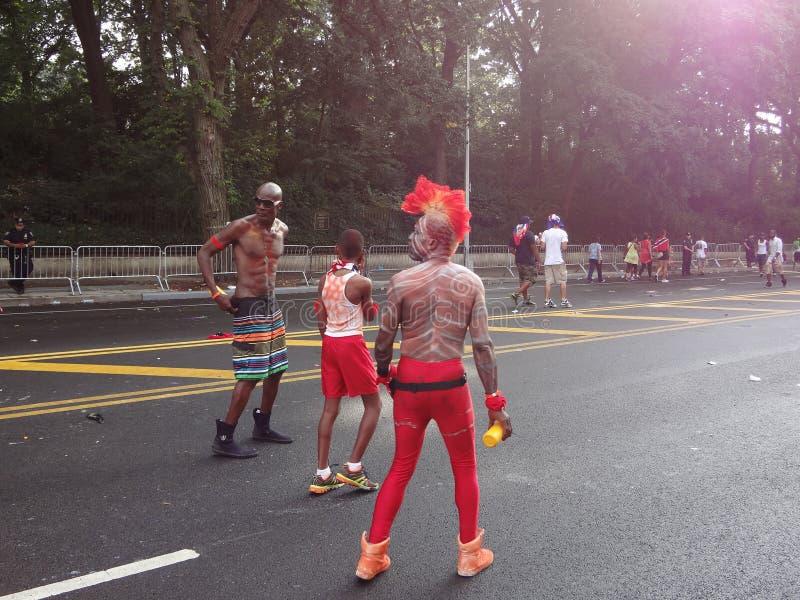 Le défilé 2013 indien occidental (de Fête du travail) 60 photo stock