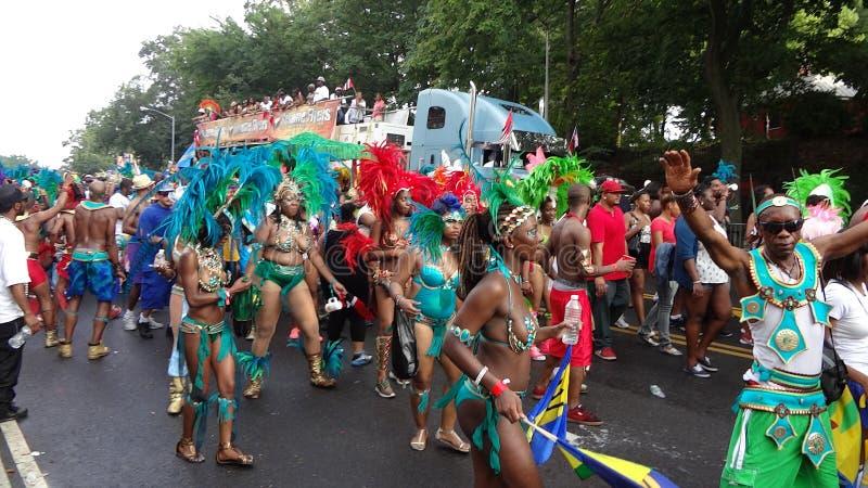 Le défilé 2013 indien occidental (de Fête du travail) 65 photographie stock libre de droits