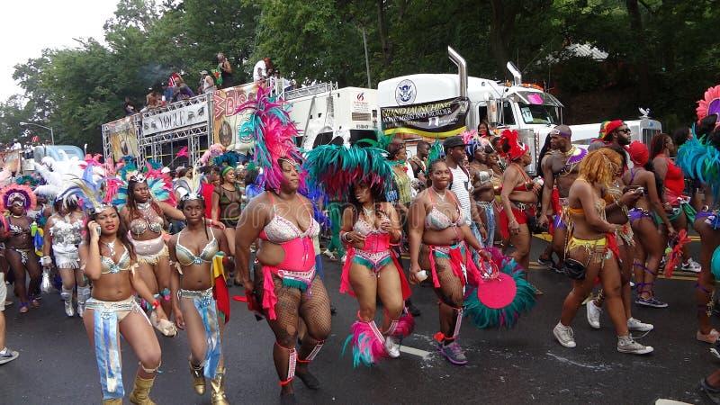 Le défilé 2013 indien occidental (de Fête du travail) 72 photo stock