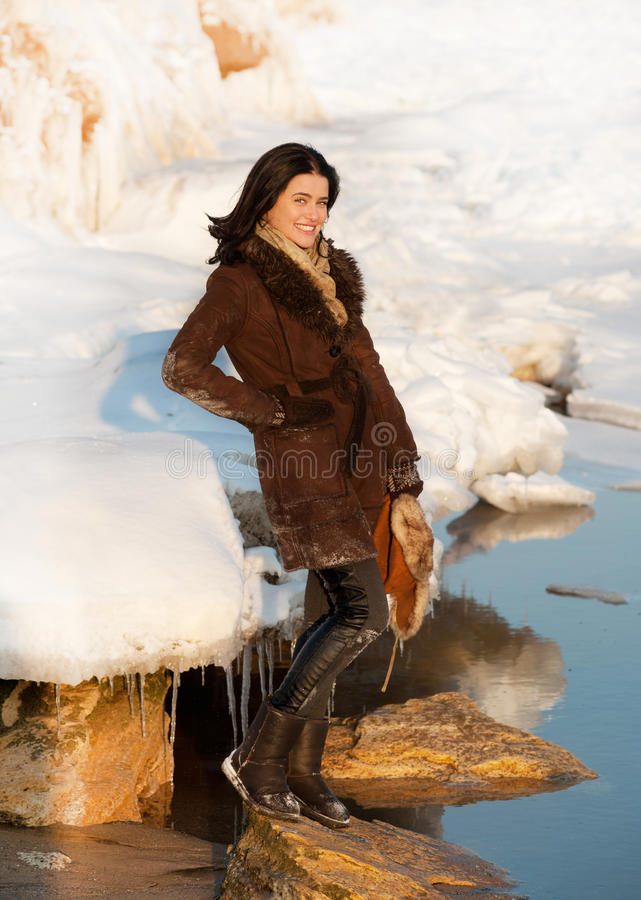 Le dégel photos stock